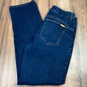 So Lifting by Chico's Straight leg blue jeans 0.5S
